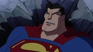 Супермен и Элита против Атомного Черепа