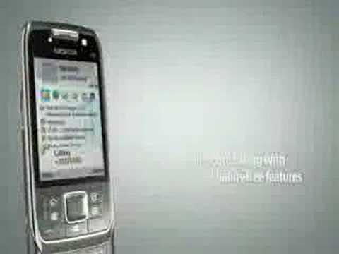 Nokia E66 commercial Ad