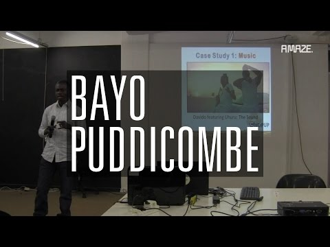 Bayo Puddicombe: Africa Rising: Gaming is the next frontier