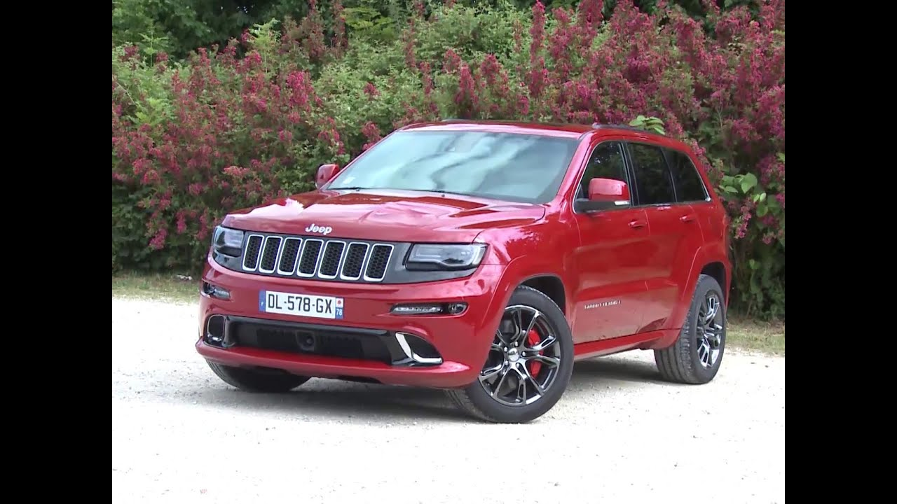 essai jeep grand cherokee srt 2015 youtube. Black Bedroom Furniture Sets. Home Design Ideas