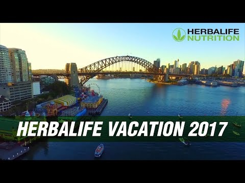 (NEW) HERBALIFE VACATION 2017 SYDNEY