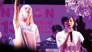 大盛況のうちに終了したNYLON JAPAN13周年パーティ! 興奮のライヴシー...