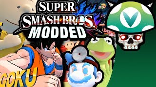 [Vinesauce] Joel - Super Smash Bros Modded