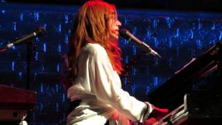 Tori Amos Amsterdam May 29th 2014 Oysters