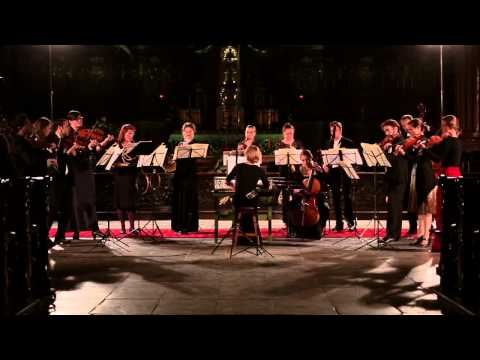 Symphony in E flat major nr 1, K 16 Allegro molto  H 264