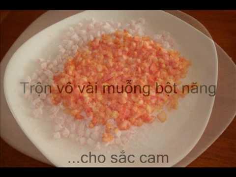 Chè Rau Câu Hột Lựu