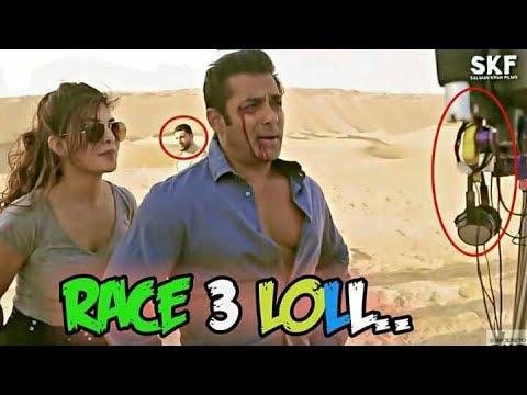 RACE 3 SALMAN KHAN    RACE 3 REVIEW    PHYSICS IS NO MORE    GAREEB