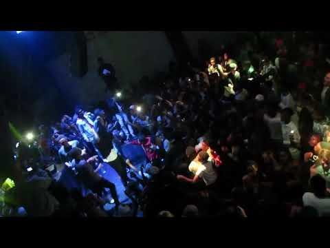 Lethabo Acid performance of Aerosol snippet.