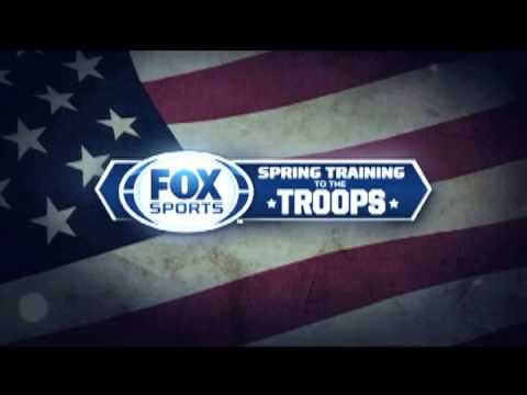 Fox Sports Spring Training for the Troops