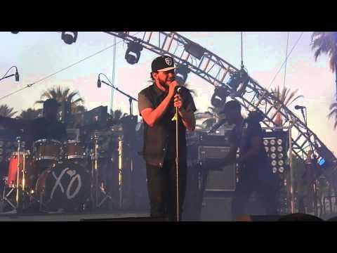 The Weekend - Dirty Diana Live @ Coachella 4/22/2012