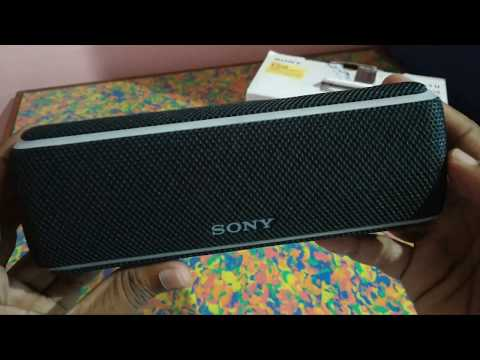 SONY SRS-XB 21 bluetooth speaker review. Is it worth buying?