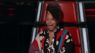 Top  Inspiring & Emotional Blind Auditions The Voice  PART 3