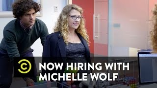 Now Hiring with Michelle Wolf - Thursday