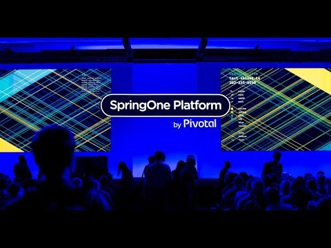 SpringOne Platform 2018, Tuesday Sept. 25th