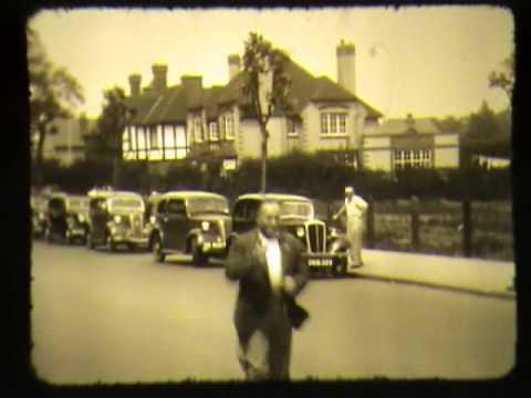 1930s Motoring
