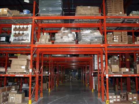 Selective Racking - North American Steel / Storage
