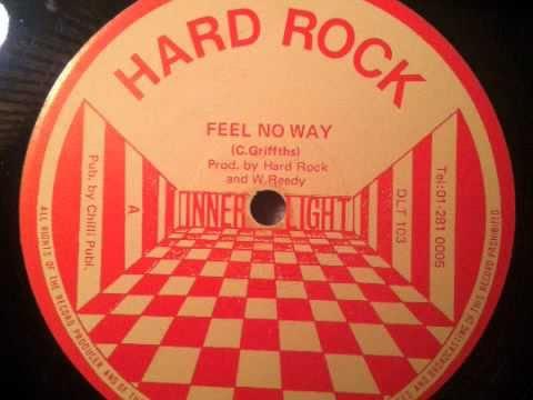 """Hard Rock- Feel No Way 12"""""""