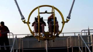bungee jump 39m nad glebą Piotrek i Adam CZ 2