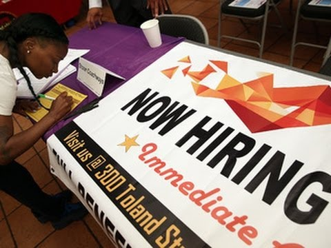 Unemployment rate falls in 20 states