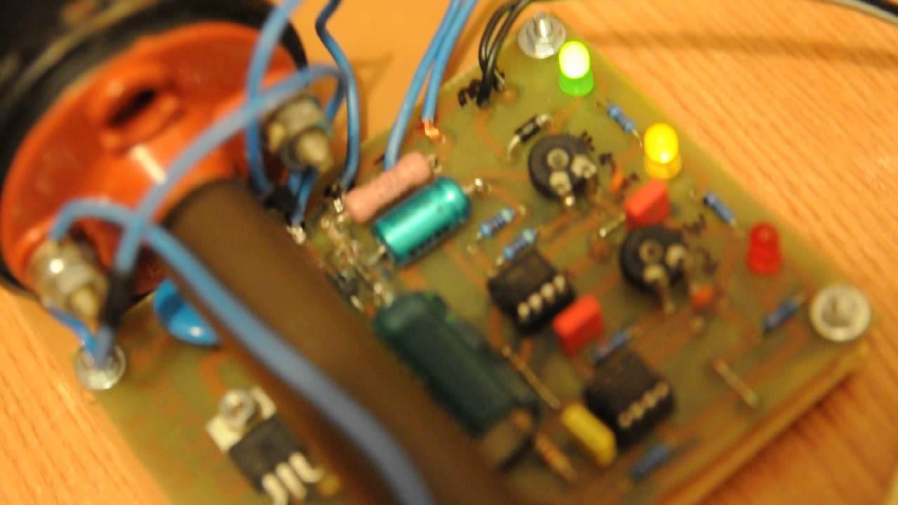 Electric Fence Circuit Diagram Diy E36 Rear Speaker Wiring 2 Youtube