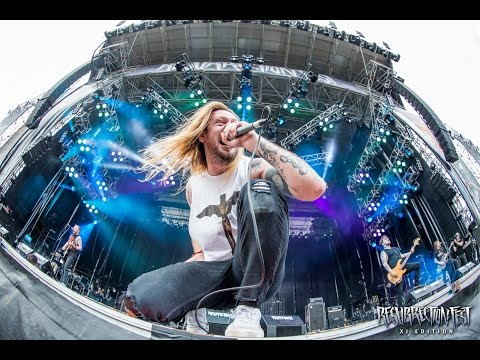 While She Sleeps - Live at Resurrection Fest 2016 (Viveiro, Spain) [Full show]