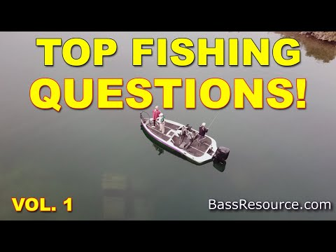 Detecting Strikes, Reel Gear Ratios, Bank Fishing Tips, And More | Bass Fishing