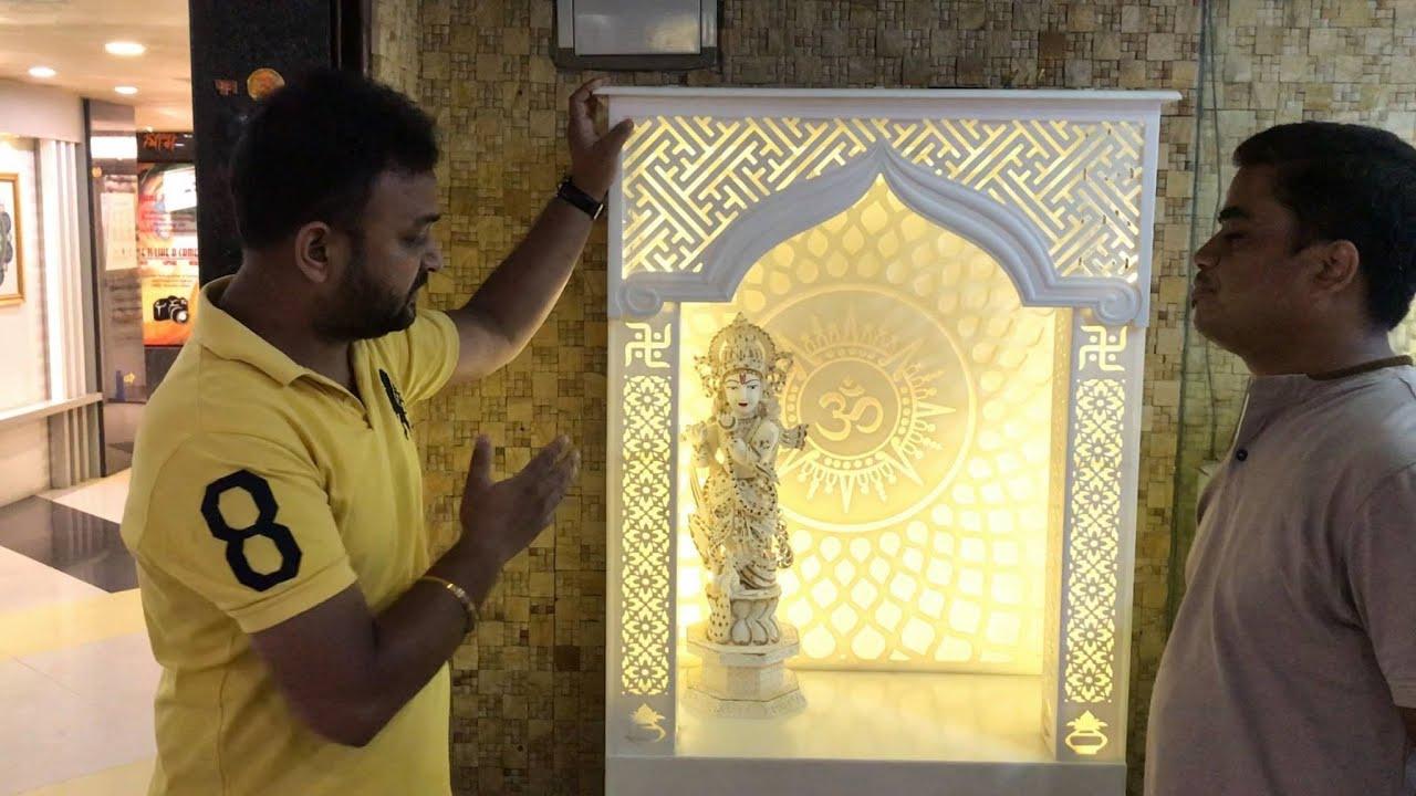 Corian Temple Design With Price Details @Interior Jagat
