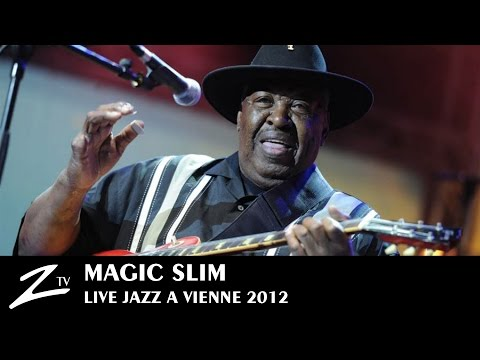 Magic Slim - Buddy Buddy Friend, Bad Boy - LIVE HD