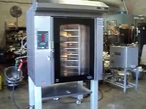Blodgett Xr8 Rotating Rack Oven Doovi