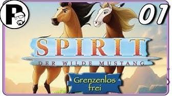 Spirit der wilde Mustang, grenzenlos frei #01 - Spirit