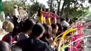 Nyo Mya ညိုျမ Chaw Su Khin ေခ်ာစုခင္ Thingyan Karaoke