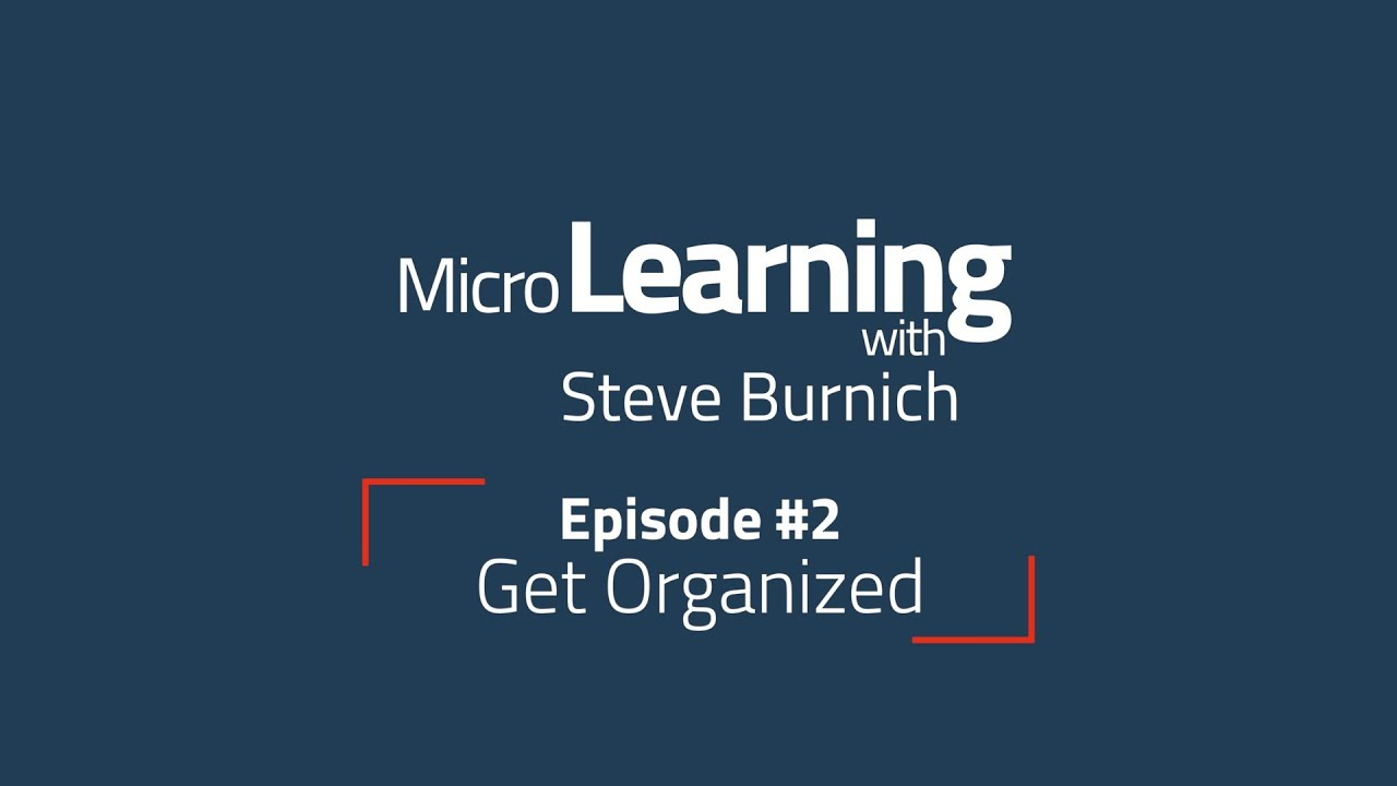 Microlearning Episode #2