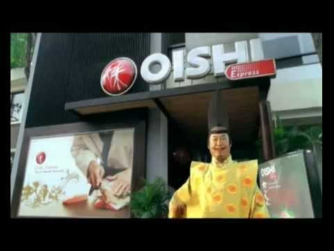 Oishi Buffet TVC   Shogun