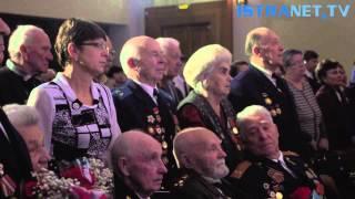 Медали к 70-летию Победы вручили ветеранам в Истре