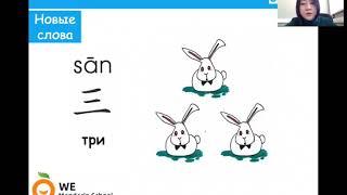 Китайский язык для детей. Урок 1 (часть 1)  1 класса cмотреть видео онлайн бесплатно в высоком качестве - HDVIDEO
