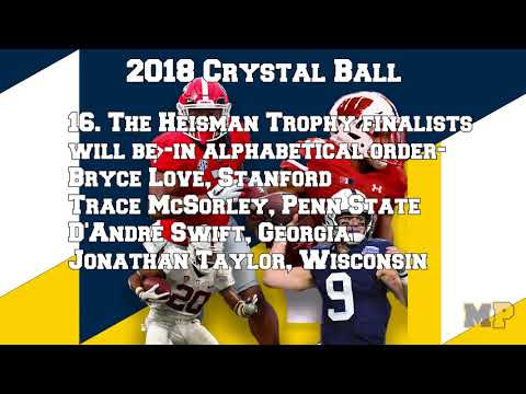 Michigan Podcast #044 | College Football Preview Special -- Part 1