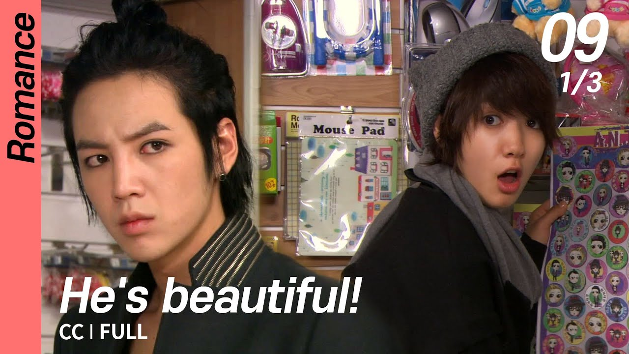 Download [CC/FULL]  He's beautiful! EP09 (1/3) | 미남이시네요