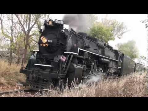Trains For Kids: Steam Train