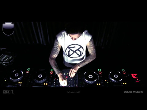 Diving Deep w/ OSCAR MULERO [TECHNO.]