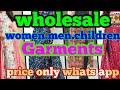 NATIONAL GARMENT EXPORT MFG LTD Pakistan Every wholesale  price women &men & children
