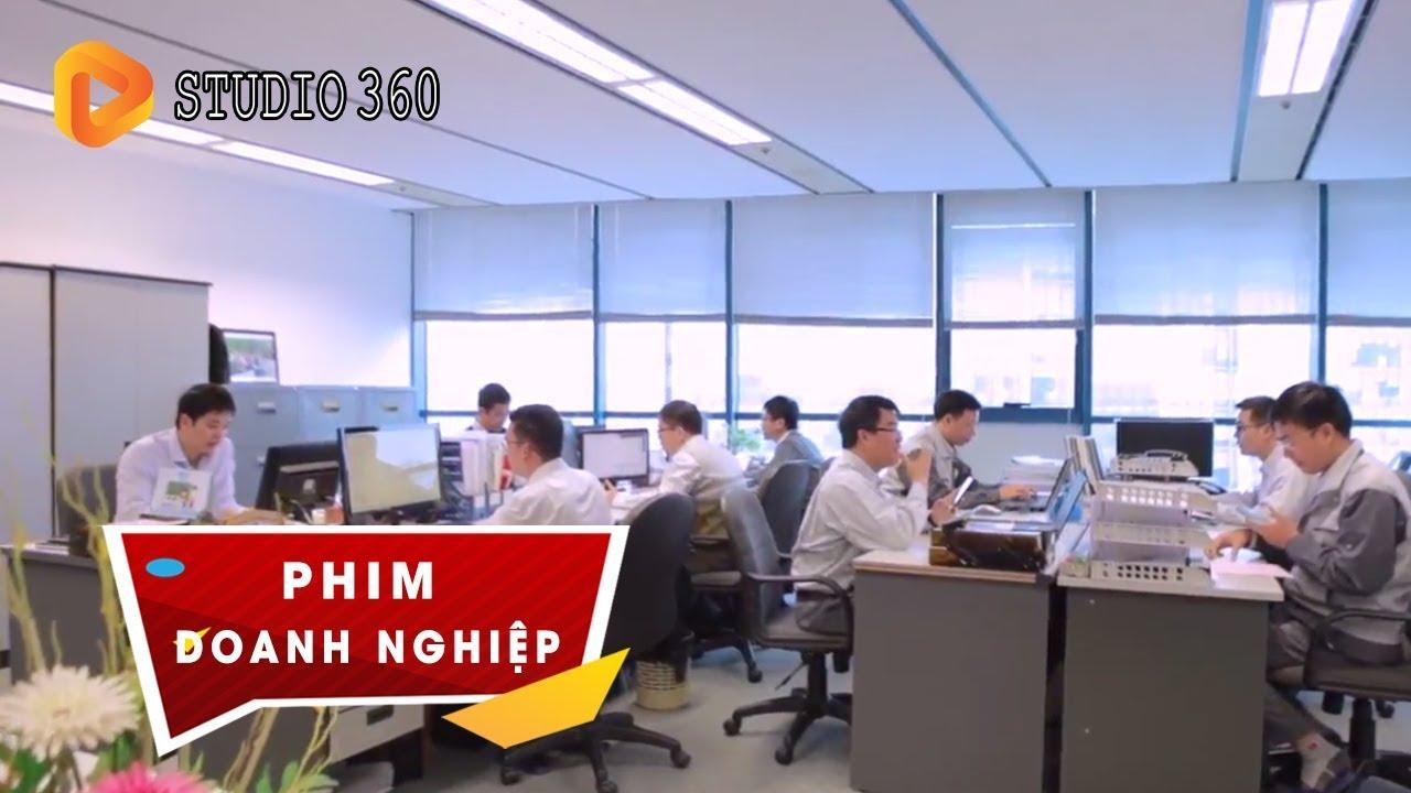 Công ty Nakano | Studio 360 (Phim Doanh Nghiệp)