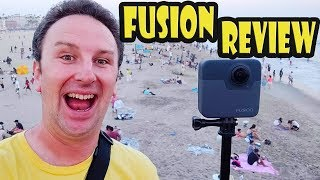 GoPro Fusion 360 Camera DETAILED Review After 6 Months