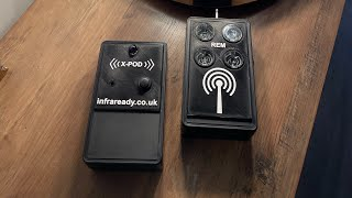 Ghost hunting movement detector X-POD