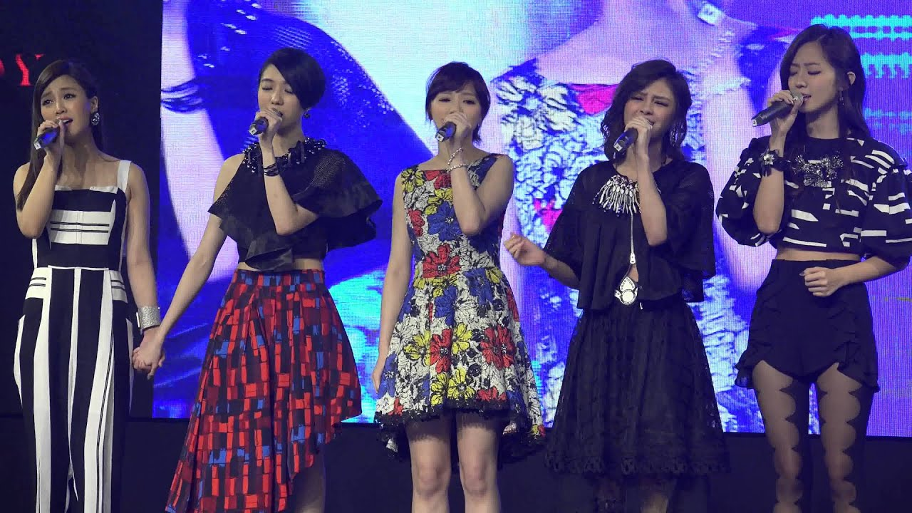 20151122 Get Out of Popu Lady淘汰賽 - 我不要 - YouTube