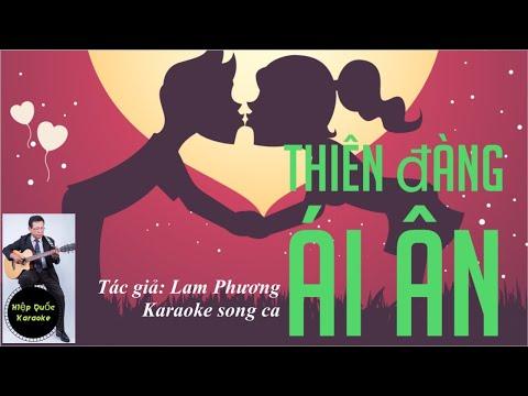 Thiên Đàng Ái Ân-Karaoke Song Ca-G-Chacha-T116-Quốc Hiệp