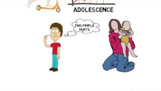 Dr. Kuther's Chalk Talks for Lifespan Development: Development in Adolescence