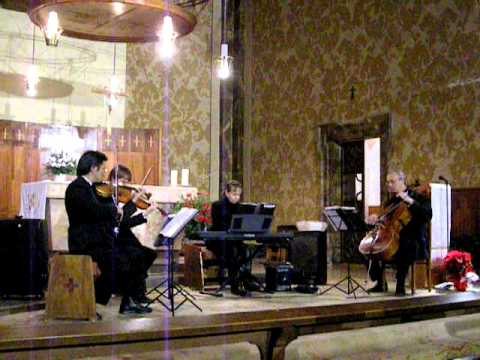 Concert de Sant Esteve, Església de Sant Miquel a Alforja, Gardel