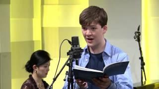 """Austin Haynes - """"Ich geh jetzt auf die Weide""""   Aria 2 from """"Bastien und Bastienne"""" by W A  Mozart"""
