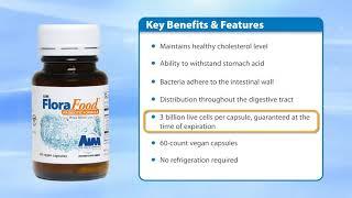 Gut Health | Probiotics | Probiotic Tablets | AIM Florafood