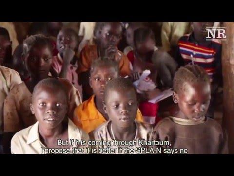 Nuban Civilians Weigh In on Sudan Peace Talks